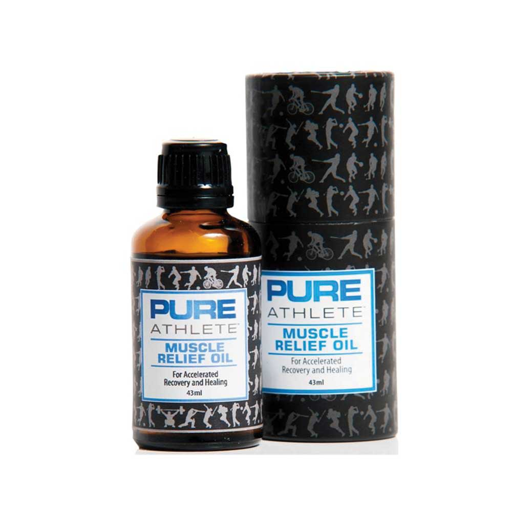 Sports Muscle Relief Oil