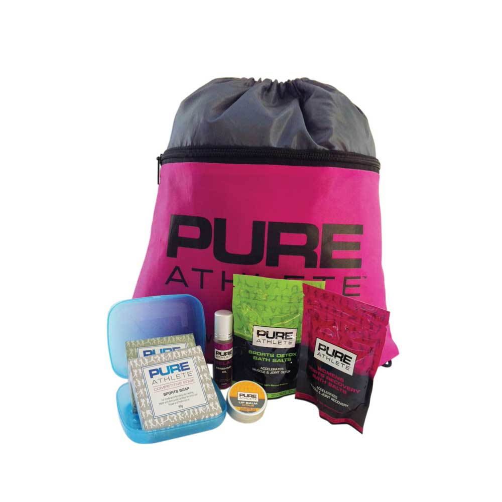 Pure Athlete Ladies Gift Pack
